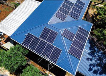 Asbestos to Corrugated Iron Re Roof Tarragindi May 2016 Colorbond Iron Zinc